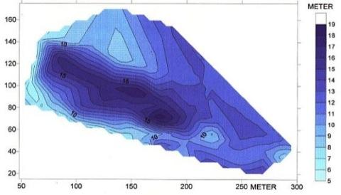 Geophysik Refraktionsseismik Baugrund Festgestein Lockergesteimn